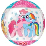 Amscan Folienballon Orbz My Little Pony