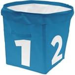 Achoka® Aufbewahrungsbox Tube Blau