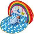 WORLDS APART Kinder Bällebad Baby Gym mit Liegematte