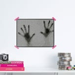 dot on dot on art - hände 30 x 40 cm
