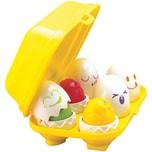 Tomy Sortierspiel Versteck- und Quieck Eier