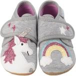 Living Kitzbühel Baby Hausschuhe für Mädchen Einhorn