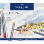 Faber-Castell Aquarell Buntstifte Goldfaber 24 Farben