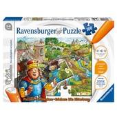 Ravensburger tiptoi® Puzzle 100 Teile Ritterburg (ohne Stift)