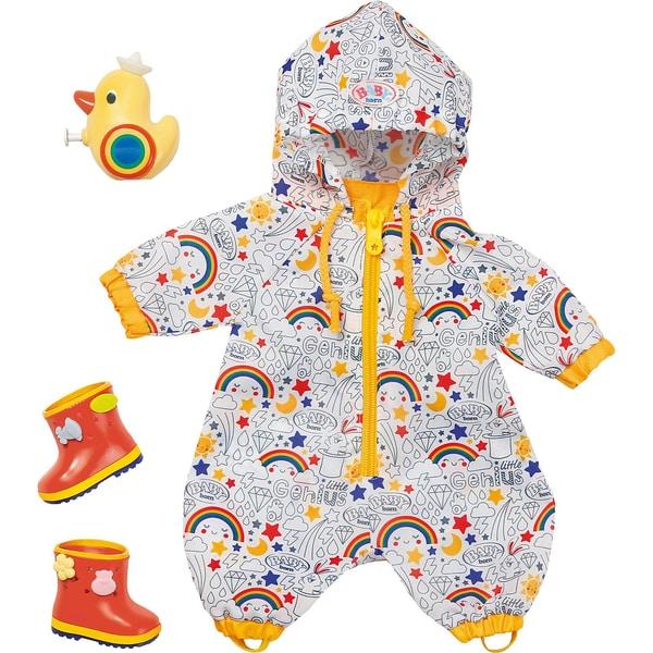 Zapf Creation Baby Born Deluxe Matschanzug 43cm Puppenkleidung
