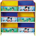 WORLDS APART 6-Boxen Regal Mickey Donald