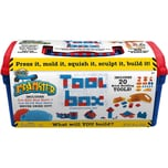 xl Spielsand Mad Mattr Set 280G 20-Tlg. Zubehör Box