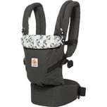 Ergobaby Babytrage Adapt Graphic Grey