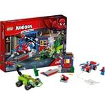 Lego 10754 Juniors Großes Kräftemessen von Spider-Man und Skorpion