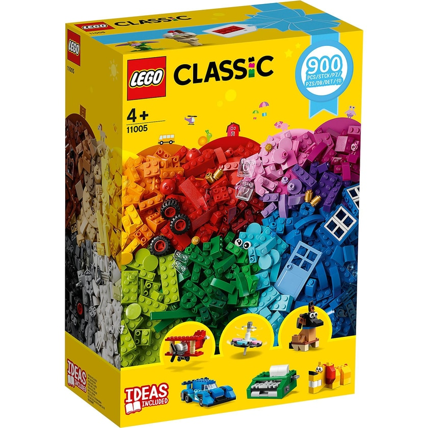 LEGO LEGO® Classic 11005 Bausteine - Kreativer Spielspaß