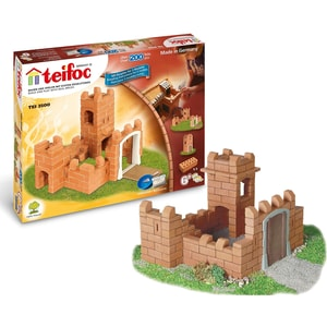 Teifoc TEI 3500 Steinbaukasten Burg