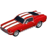 Carrera Ford Mustang '67 Race Red