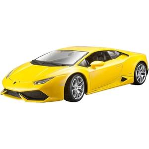 Bburago Lamborghini Huracán LP 610-4 gelb 1:18