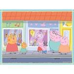 Trefl 2 Puzzles + Memo Peppa Pig