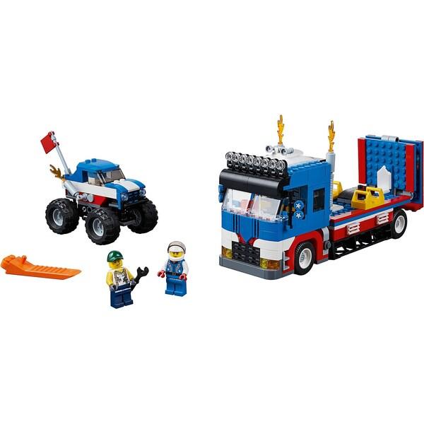 LEGO Creator 31085 Stunt-Truck-Transporter