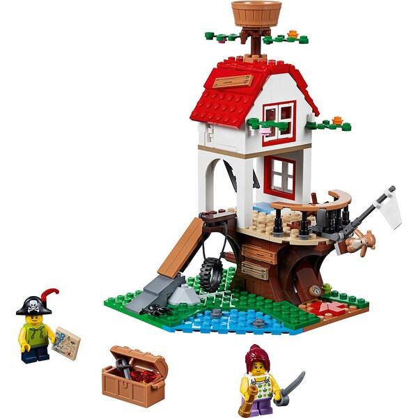 Lego Creator 31078 Baumhausschätze