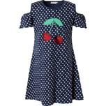 myToys-COLLECTION Kinder Jerseykleid mit Wendepailletten von ZAB kids