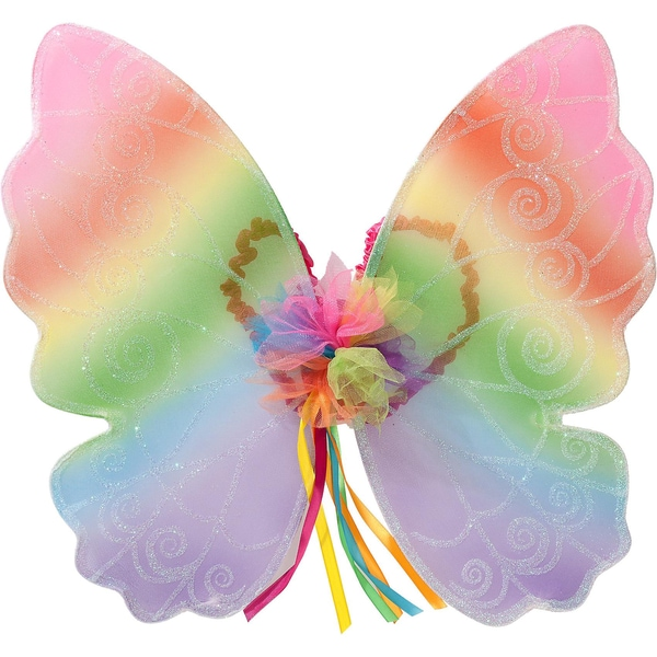 Amscan Flügel Regenbogenfee