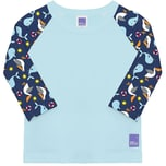 Bambino Mio Schwimmshirt blau Gr. S 0-6 Monate