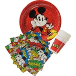 Procos Partyset Mickey Mouse Super Cool 36-tlg.