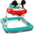 Kids II Lauflernhilfe Happy Triangles Walker™ Mickey Mouse blaurot