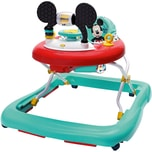 Kids II Lauflernhilfe Happy Triangles Walker™ Mickey Mouse blaurot