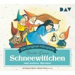 CD Schneewittchen und weitere Märchen