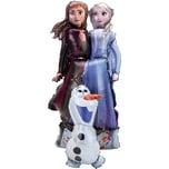 Amscan Airwalker Die Eiskönigin 2 Elsa Anna Olaf
