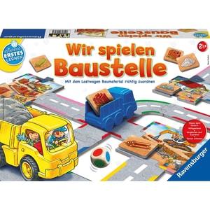 Ravensburger Wir spielen Baustelle