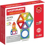 MAGFORMERS Magformers Basic Plus 26 Set