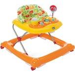 Chicco Lauflernwagen Zirkus Orange Wave