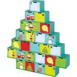 myToys-COLLECTION Adventskalender zum Befüllen Weihnachten von Scan Trend