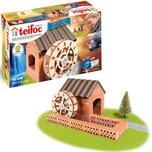 Teifoc TEI 4030 Steinbaukasten Wassermühle