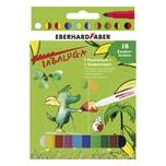 Eberhard Faber Filzstifte Zaubermaler Tabaluga 10 Farben