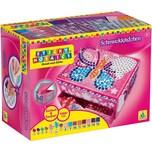 Sticky Mosaics Sticky Mosaics Glitzernde Schmuckbox Schmetterling