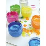 Kreul Mucki Fingerfarbe für Glückskinder 50ml 6-teilig