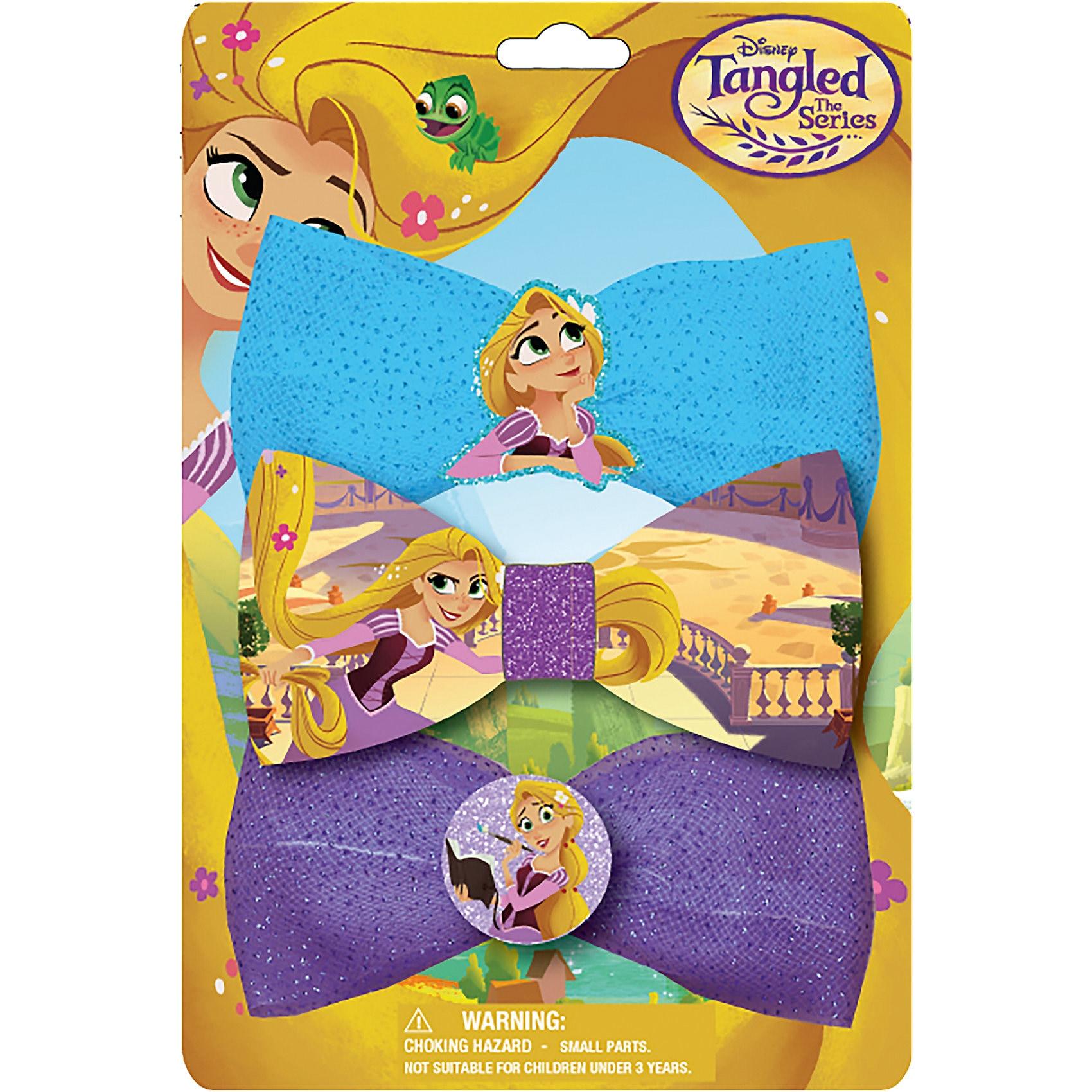 Joy Toy Rapunzel 3 Haarschleifen 12X16 Cm