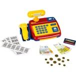 Klein Spielzeug elektronische Supermarktkasse für den Kaufladen