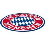 FC Bayern München Fan-Teppich Logo