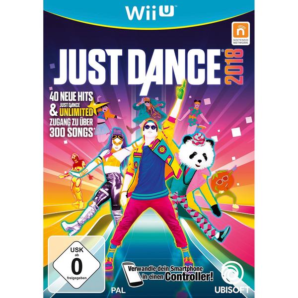 Ak Tronic Wii U Just Dance 2018