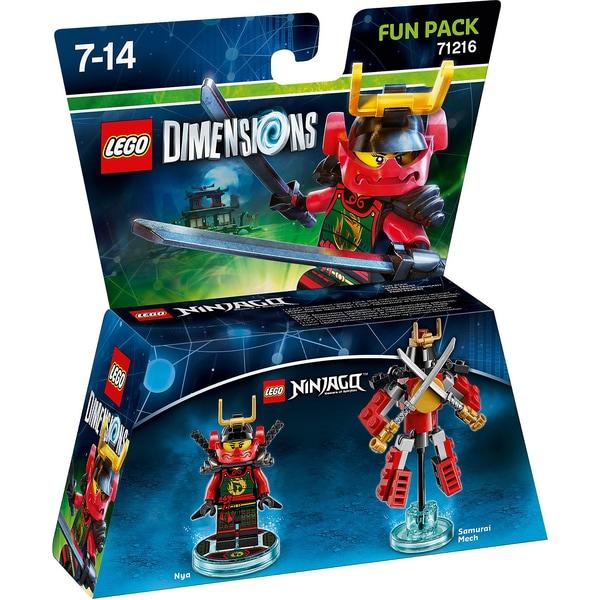 ak tronic LEGO Dimensions Fun Pack Ninjago Nya