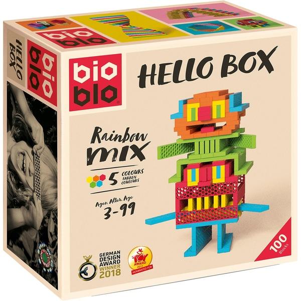 Piatnik Hello Box Regenbogen Mix