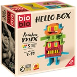 Piatnik Hello Box Regenbogen Mix