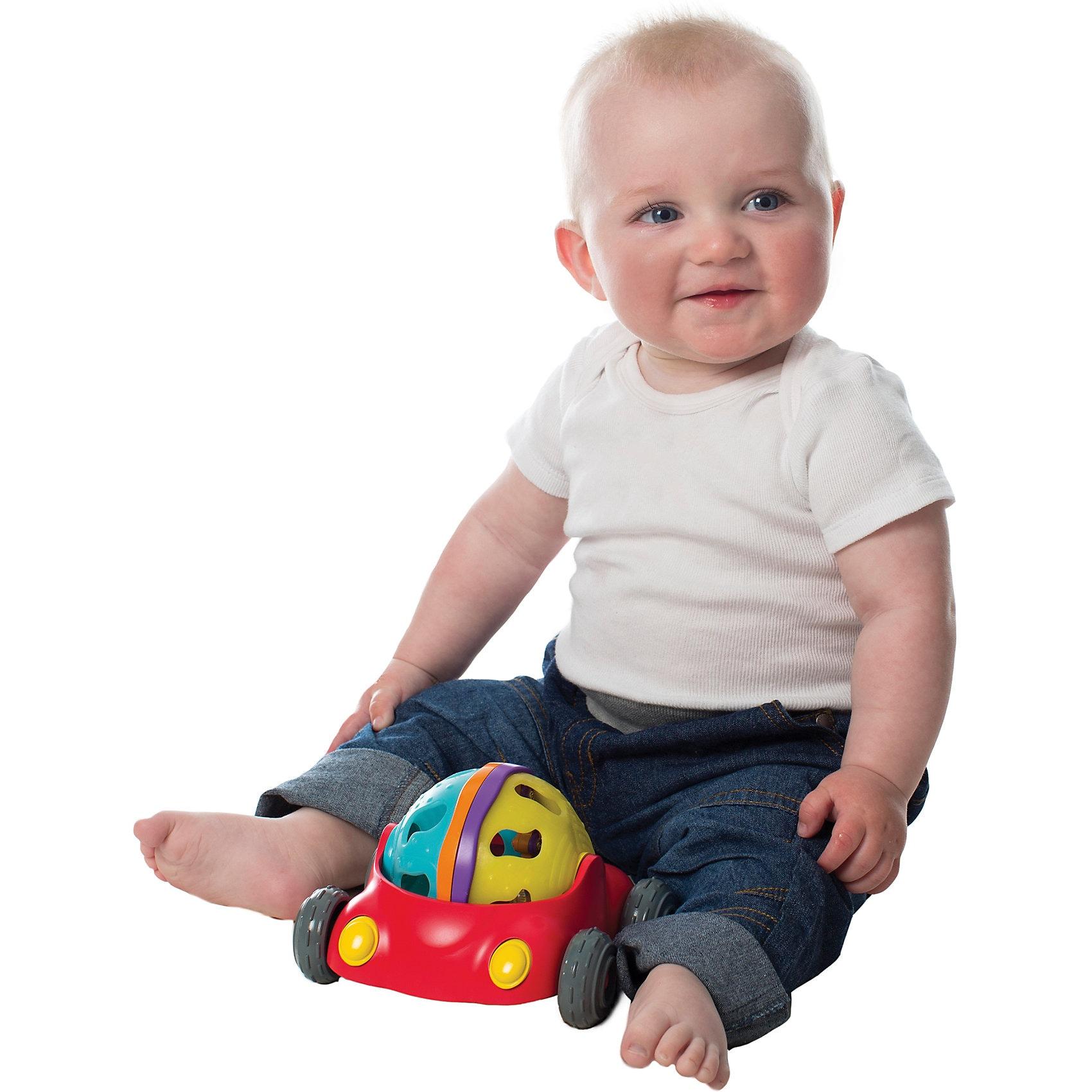 Playgro Spielzeugauto Rattle Roll
