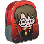 Cerdá 3D-Kinderrucksack Harry Potter rot