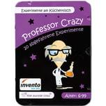 Professor Crazy Experimente Am Küchentisch