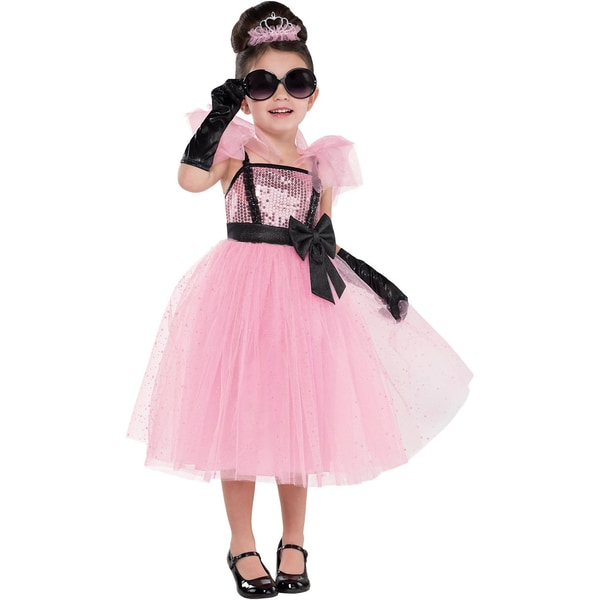 Amscan Kostüm Glam Princess 4-tlg.