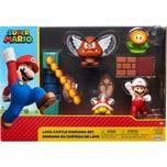 Jakks Pacific Nintendo Super Mario Lavacastle Spielset
