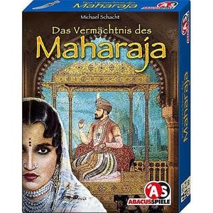 Abacusspiele Das Vermächtnis des Maharaja Kartenspiel