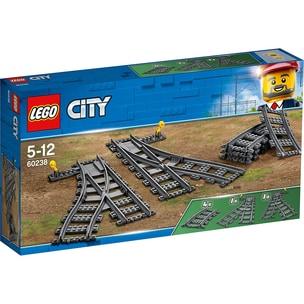 LEGO 60238 City Weichen